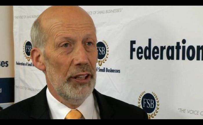 Ministrul nord-irlandez al Justiţiei, David Ford.