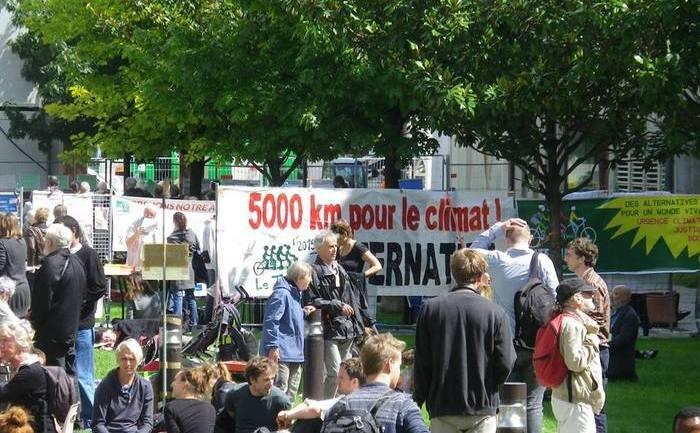 Universitatea de Vară de la Paris pentru mişcări sociale, 22 august 2014