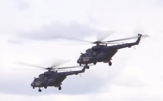 Exerciţiile militare din China, 24 august, 2014.
