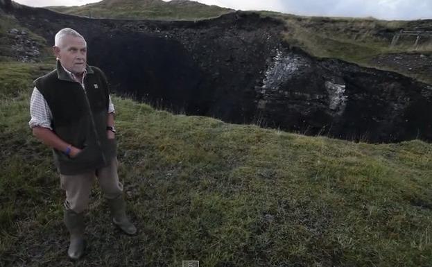 Dolină de 30m diametru căscată în Durham, Marea Britanie