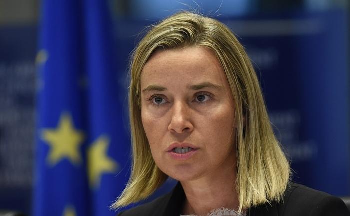 Noul lider al politicii externe al UE, Federica Mogherini, 2 septembrie 2014