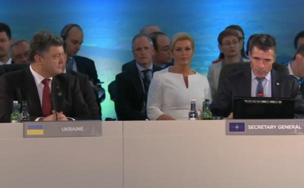 Summitul NATO din Ţara Galilor.