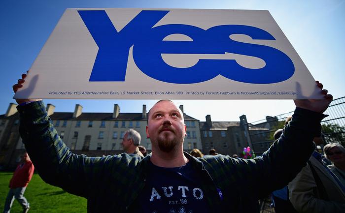 Scoţia votează în referendumul care va decide despărţirea de Marea Britanie