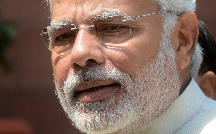Premierul indian Narendra Modi