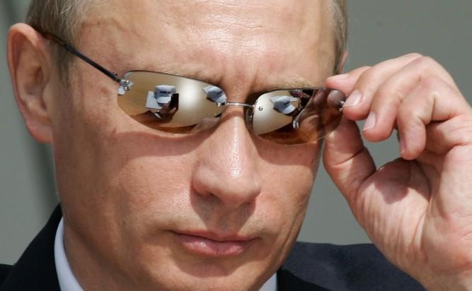 Vladimir Vladimirovici Putin, arhivă - 2005
