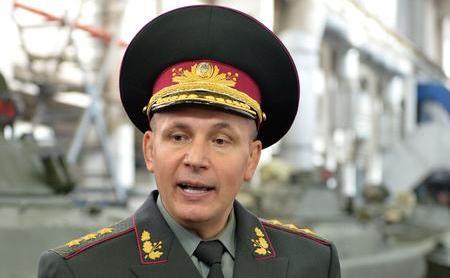 Fostul ministru ucrainean al apărării, Valery Heletey.