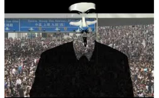 Hackeri Anonymous au lansat un război cibernetic împotriva guvernului chinez.