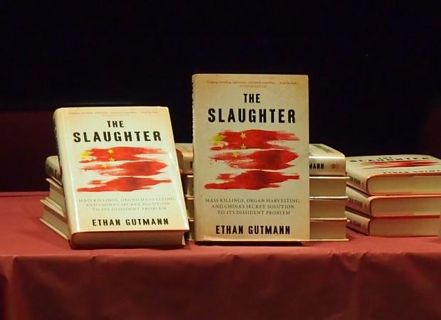 """""""Carnagiul: Uciderea în masă, Recoltarea de organe, şi Soluţia Secretă a  Chinei la problema disidenţilor ei"""" la Universitatea Concordia din  Montreal"""