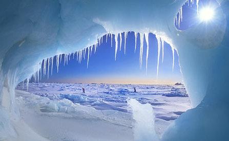 Zona Arctica.