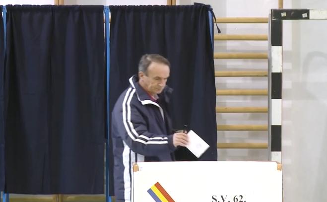 Secţie de vot.