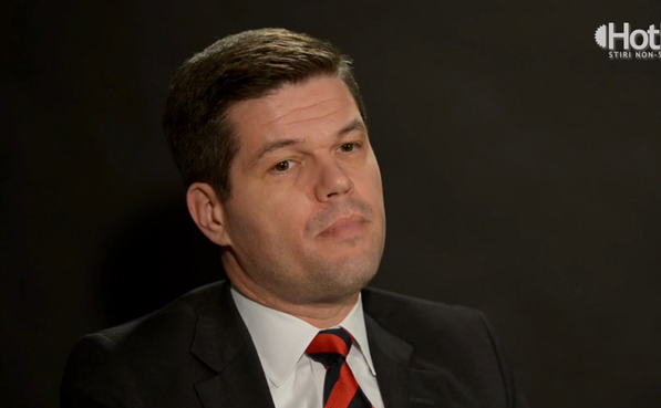 Preşedintele Centrului pentru Analiza Politicii Europene, Wess Mitchell.