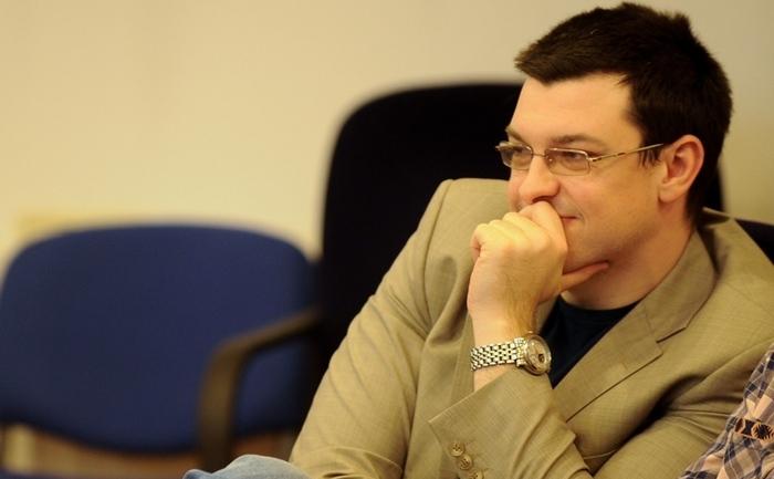 Deputatul PNL Ovidiu Raeţchi.