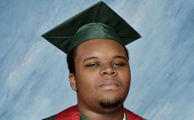 Tânărul de culoare Michael Brown ucis de un ofiţer de poliţie din Ferguson în 9 august 2014.