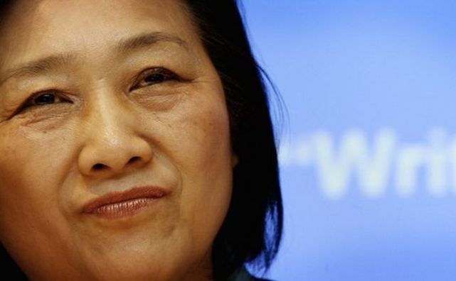Jurnalista Gao Yu.