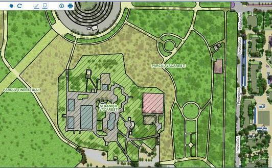 Registru spaţiilor verzi Parcul Lumea Copiilor_Pridvorului