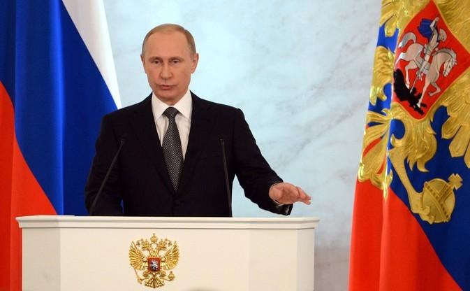 Putin, despre starea naţiunii, 4 decembrie 2014