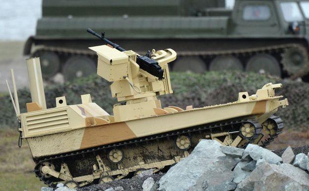 Rusia îşi îndreaptă atenţia spre dezvoltarea roboţilor militari.