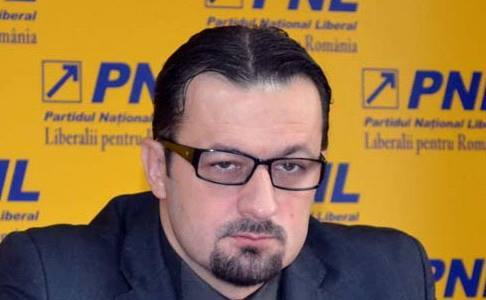 Senatorul PNL Cristian Bodea