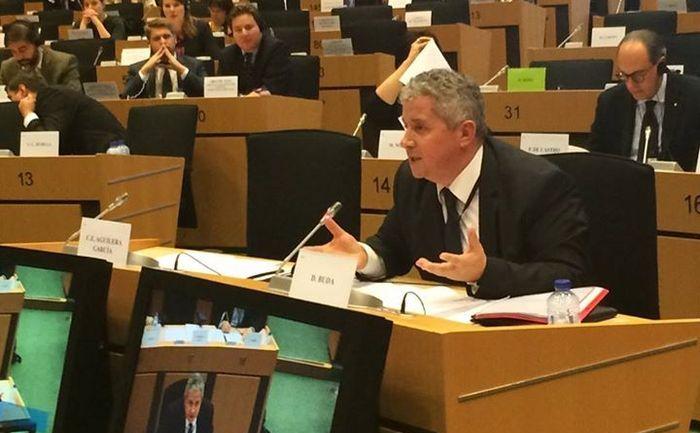 Eurodeputatul Daniel Buda