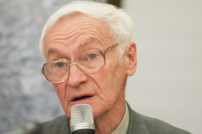 Octav Bjoza, preşedintele Asociaţiei Fostilor Deţinuţi Politic din România