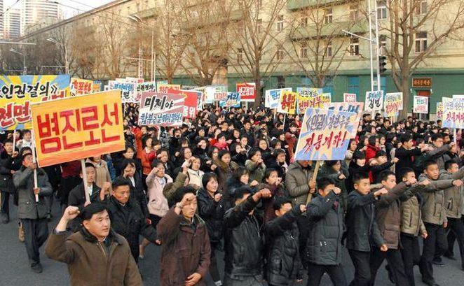 Nord-coreenii au respins primul vot pentru deferirea ţării lor la Tribunalul Penal Internaţional pentru grave abuzuri ale drepturilor omului.