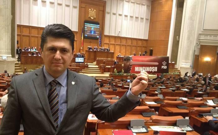 Senatorul Valeriu Todiraşcu