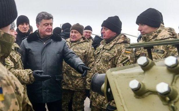 Ucraina renunţă la statutul de ţară nealiniată.