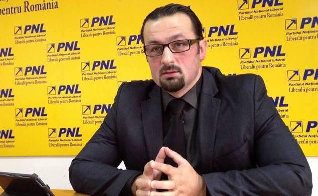 Senatorul PNL, Cristian Bodea