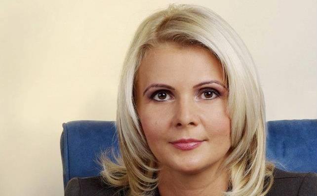 Deputatul PDL Claudia Boghicevici.