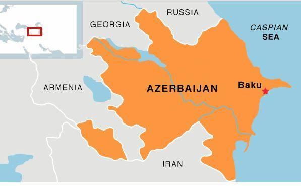 Percheziţii la Radio Europa Liberă în Baku.