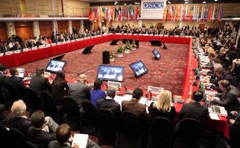 Întâlnire OSCE în Varşovia la Centre d'Action Laïque 26-27 septembrie 2013. În 1 ianuarie 2015 Serbia va prelua preşedinţia rotativă a OSCE.