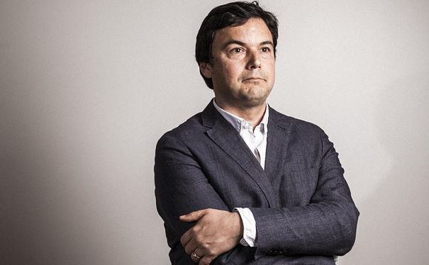 Economistul francez Thomas Piketty.