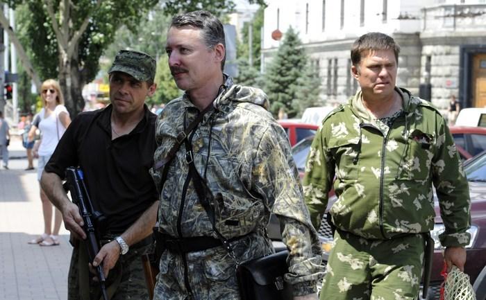 Igor Girkin, fost colonel GRU şi primul ministru al Apărării al autoproclamatei Repulici Doneţk