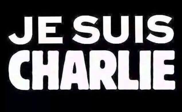 Je suis Charlie.