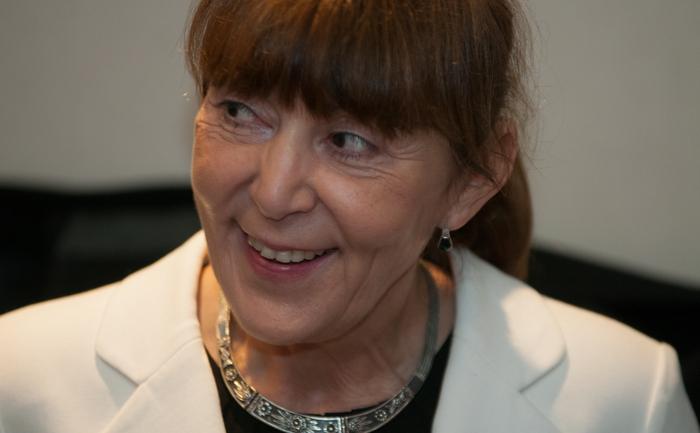Monica Macovei, 11 ianuarie 2015 la anunţarea platformei M10