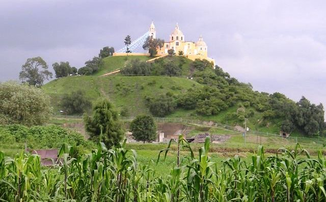 Piramida Cholula