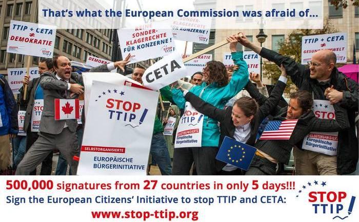 Stop TTIP.