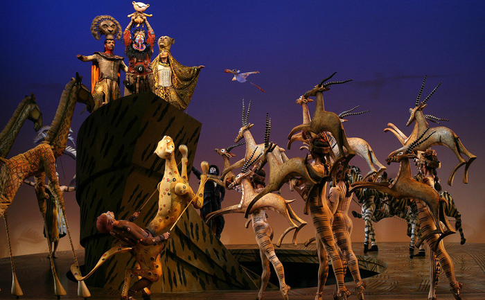 The Lion King -musical