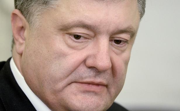 Preşedintele ucrainean Petro Proşenko