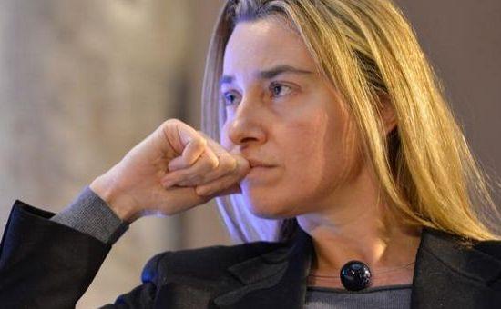 Înaltul Reprezentant al UE pentru Afaceri Externe şi Politică de Securitate, Federica Mogherini