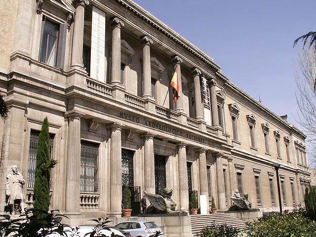 Muzeul Arheologic din Madrid