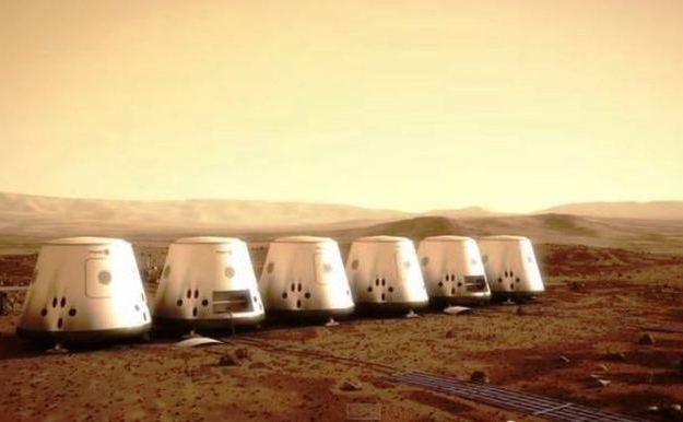 Colonizare Planeta Marte