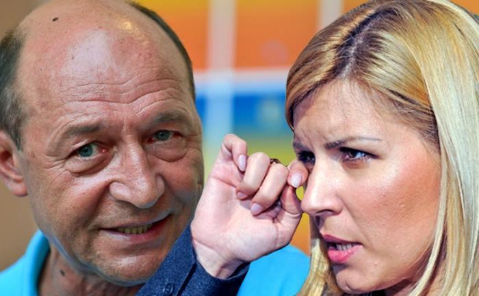 Traian Băsescu şi Elena Udrea