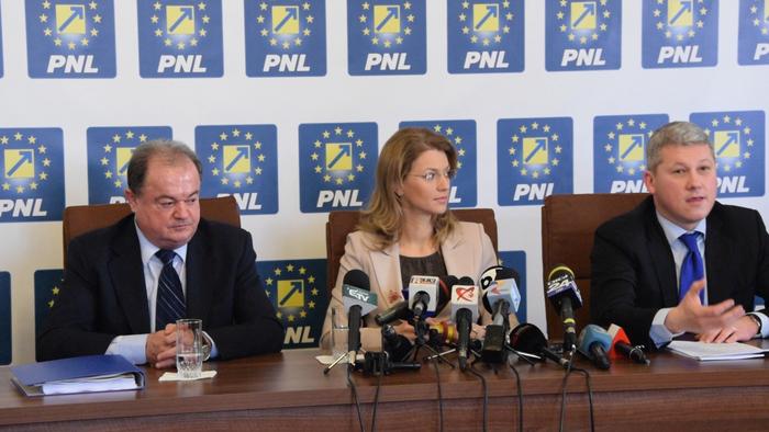 Conferinţă noul PNL, 28 februarie 2015