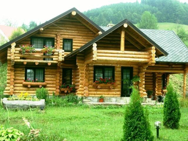 Proiecte De Case Din Lemn Rotund Un Dar De La Si Pentru Natură Epoch Times Romania