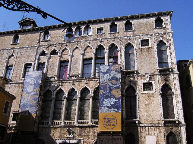 Palatul Fortuny din Veneţia