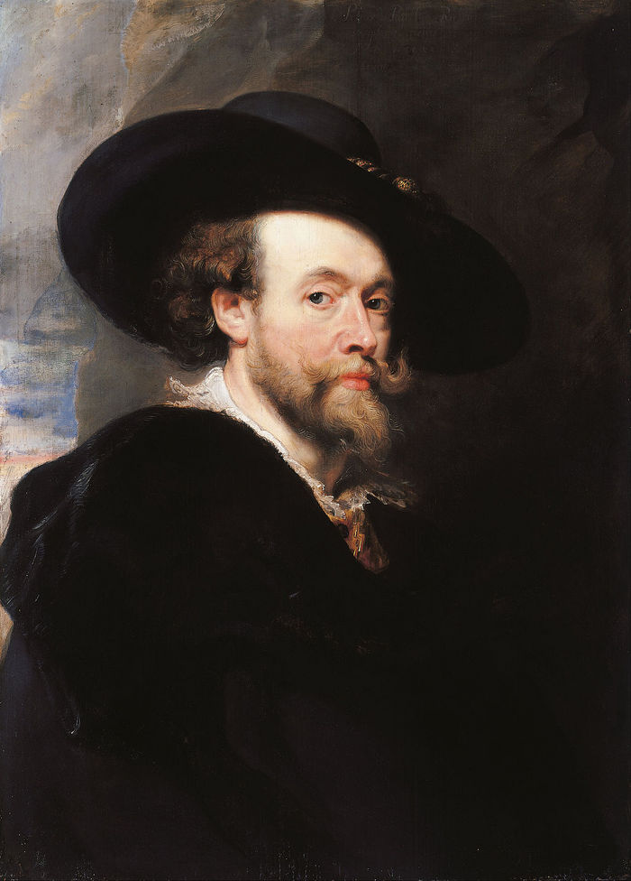 Portretul lui Peter Paul Rubens