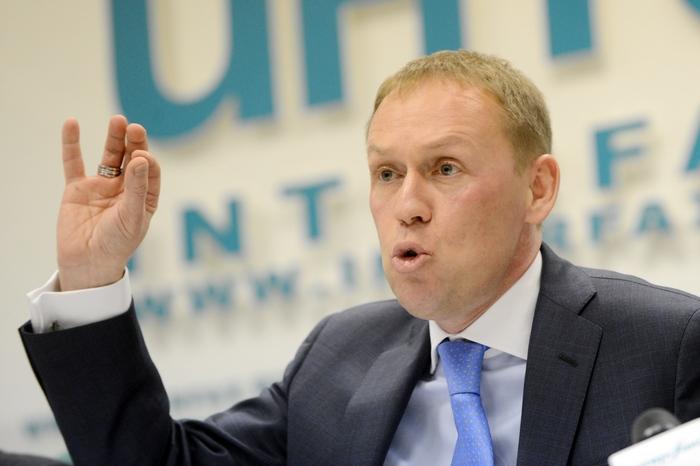 Fostul agent KGB ajuns parlamentar rus, Andrei Lugovoi, învinuit în Marea Britanie de uciderea lui Alexander Litvinenko. 2008