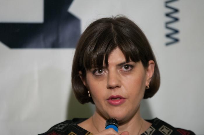Laura Codruţa Kovesi la GDS, 12 martie 2015