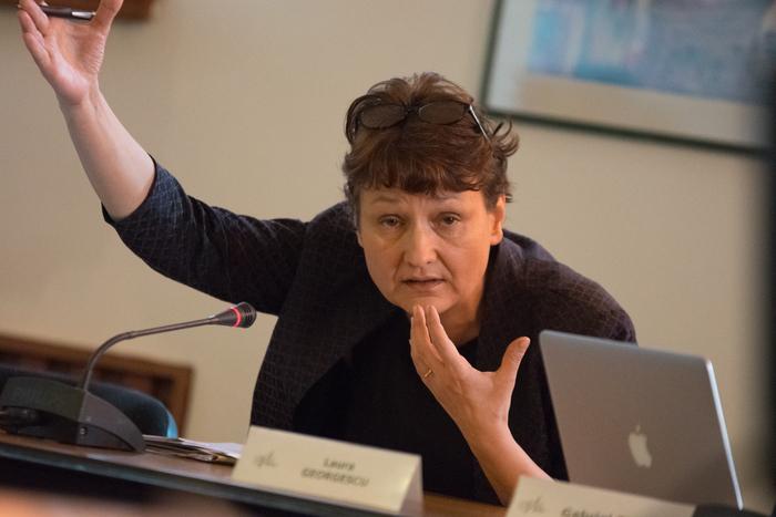 Laura Georgescu, CNA